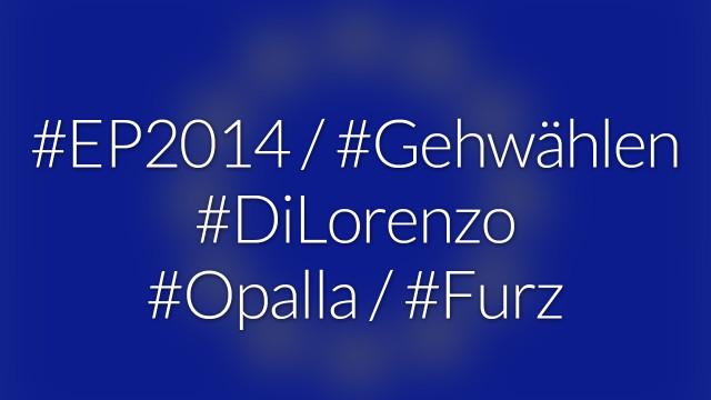 #nohashtag 029 #EP2014 / #Gehwählen | #DiLorenzo | #Opalla / #Furz | Webvideopreis | #appfilm