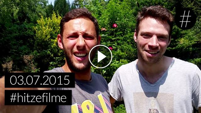 #hitzefilme – TOP5 – schwitzen mit #nohashtag