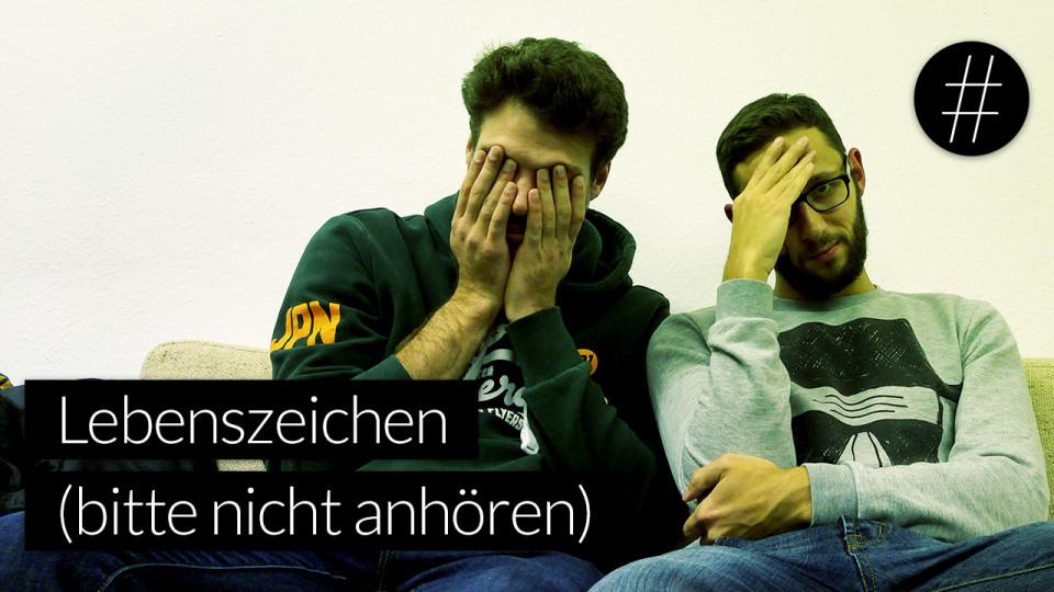 #nohashtag Lebenszeichen – (bitte nicht anhören)